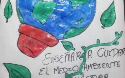 Proyecto Verde Vivo – Afiches Sede Carlos Arturo Rodriguez